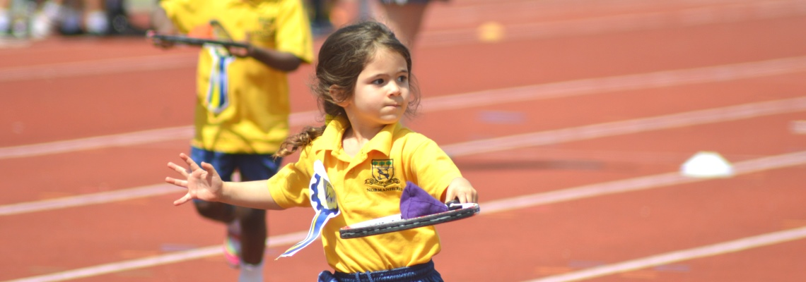 Sports day at Normanhurst