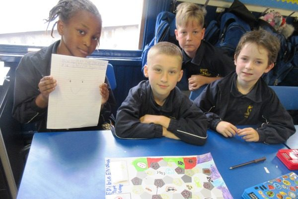 Year 4 Design Board Game | Normanhurst School
